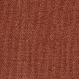 Toulouse - roh pravý (emotion enoa fashion cognac/kovové nohy)