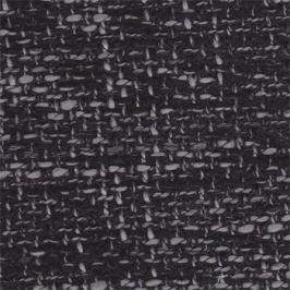 Toulouse - roh levý (emotion samson black - 140212/kovové nohy)