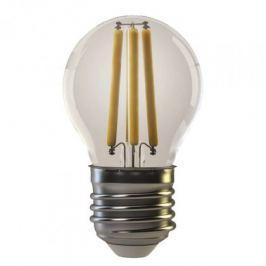 LED žárovka filament Mini Globe 4W E27 teplá bílá LED žárovky