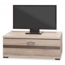 Orlando - OR 3, TV stolek (dub sonoma trufel/dub sonoma tmavý) TV, Hifi stolky  - dřevěné