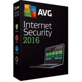AVG Internet Security 2016, 3 lic. 1 rok (ISCEN12DCZS003) Antivirové programy