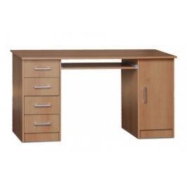 Alfred 1 - Stůl (buk) Kancelářské stoly
