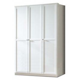 Filou - Skříň třídveřová (alpská bílá) Dětské skříně