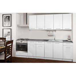 Basic - kuchyňský blok D 260 cm Rovné