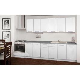 Basic - kuchyňský blok C 300 cm Rovné