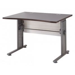 GW-Profi - Výškově stavitelný stůl 100x80x80 (modřín/dub havana)