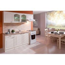 Julia - Kuchyňský blok 210 A (vanilka/magnolie/PD tropica beige)