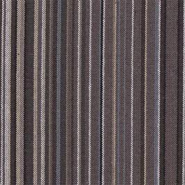 Move - Roh levý, 3x podhlavník (magu jet col. 203/černé dřevo)