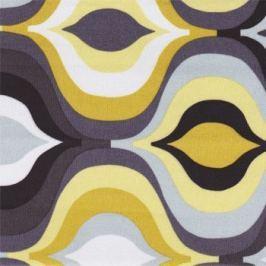 Move - Roh pravý, rozkládací (amber 73/černé dřevo)