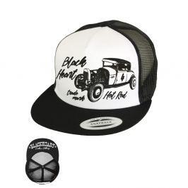 BLACKHEART Coupe 32 Trucker bílá