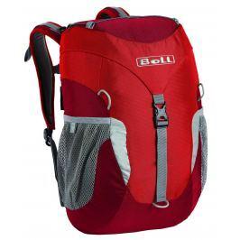 Dětský batoh Boll Trapper 18 l Barva: červená