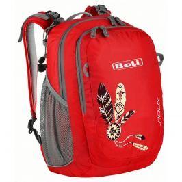Dětský batoh Boll Sioux 15 Barva: červená
