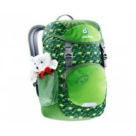 Dětský batoh Deuter Schmusebär Barva: emerald