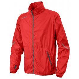 Pánská bunda Warmpeace Speed Velikost: S / Barva: červená