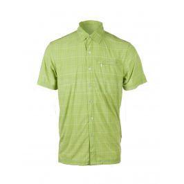 Pánská košile Northfinder Medison Velikost: M / Barva: zelená