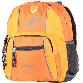 Dětský batoh Axon Lizard 4 l Barva: oranžová