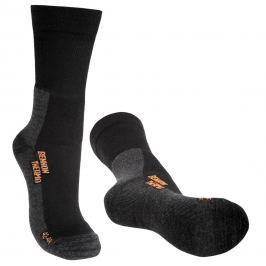 Ponožky Bennon Trek Sock Merino Velikost ponožek: 39-41 / Barva: černá