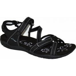 Dámské sandály Loap Ankora Velikost bot (EU): 37 / Barva: černá