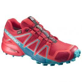 Dámské boty Salomon Speedcross 4 GTX® W Velikost bot (EU): 39 (1/3) (UK 6) / Barva: červená/modrá