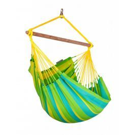 Houpací sedačka La Siesta Sonrisa Basic Barva: zelená