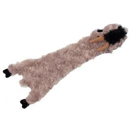Hračka Dog Fantasy Skinneeez šustící koza 35cm
