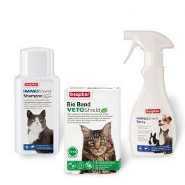 Beaphar Antiparazitní BIO balíček pro kočky