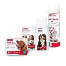 Antiparazitní Fiprotec balíček pro psy M 10-20kg