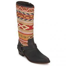 Sancho Boots  CROSTA TIBUR GAVA  Hnědá