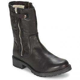 Shoe Biz  GLASSAK  Černá