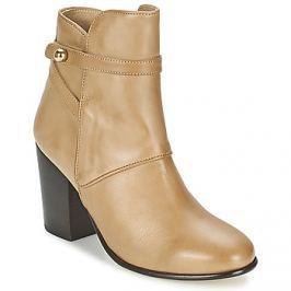 Paul   Joe  MOLLY  Béžová Kotníkové boty