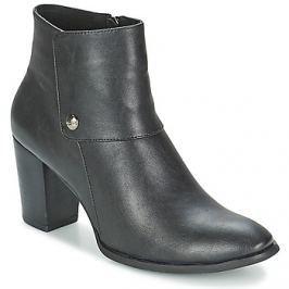 LPB Shoes  BABETTE  Černá Kotníkové kozačky