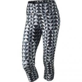 Nike  Legend London Diamond Capri  Černá Legíny / Punčochové kalhoty