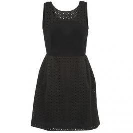 Naf Naf  EKOAL  Černá Krátké šaty