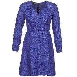 Kookaï  RADIABE  Modrá Krátké šaty