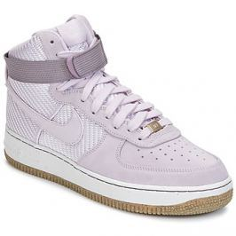 Nike  AIR FORCE 1 HI PREMIUM W  Růžová