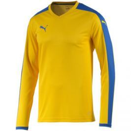 Puma  Pitch Longsleeved Shirt  Žlutá