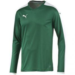 Puma  Pitch Longsleeved Shirt  Zelená