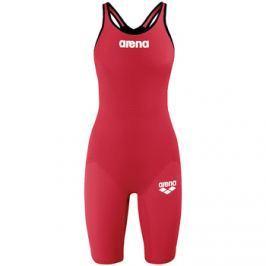 Arena  Powerskin Carbon Pro MK2 Full Body  Červená