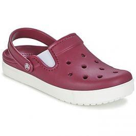 Crocs  CITILANE CLOG  Červená