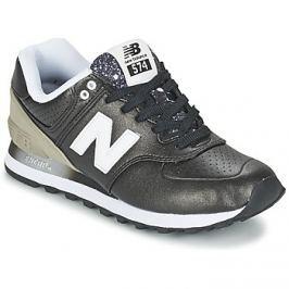 New Balance  WL574  Černá