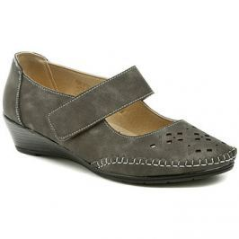 Scandi  52-0295-C1 olivová dámská obuv  Other
