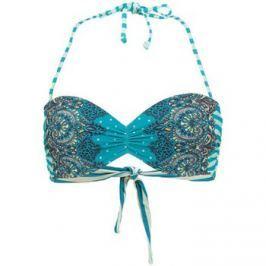 O'neill  Mirissa Molded bikini  top  Modrá