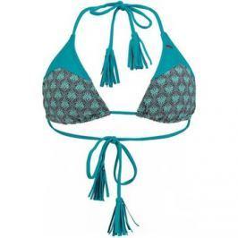 O'neill  Paisley  Triangle Bikini top  Modrá