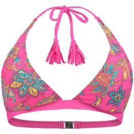 O'neill  Paisley Halter Bikini top  Růžová