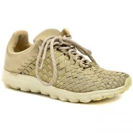 Rock Spring  ORLANDERO zlatá dámská letní obuv  Zlatá