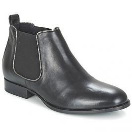 Betty London  FOLOIE  Černá Kotníkové boty