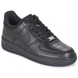 Nike  AIR FORCE 1 '07 W  Černá