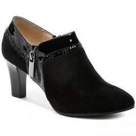 Deska E Libera  Deska 30241 černá společenská obuv  Černá