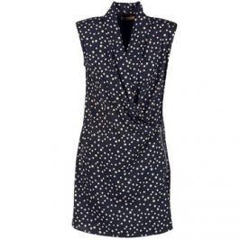 DDP  DEMAROSA  Modrá Krátké šaty