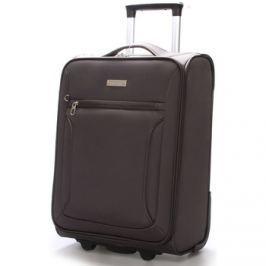 Menqite  Cestovní kufr šedý -  Missa L